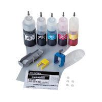 詰め替えインク THC-351350SET5 1パック(5色入) キヤノン BCI-350PGBK/351BK/351C/351M/351Y用