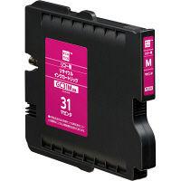 エコリカ リサイクルインク ECI-RC31M マゼンタ(リコー GC31M互換)