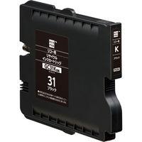 エコリカ リサイクルインク ECI-RC31B ブラック(リコー GC31K互換)