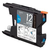 プレジール 互換インク PLE-BR12C シアン(ブラザー LC12C互換)