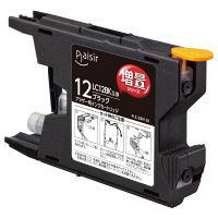 プレジール 互換インク PLE-ZBR12B ブラック(ブラザー LC12BK互換)