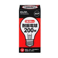 朝日電器 耐振電球200W EVP110V200WPS75C