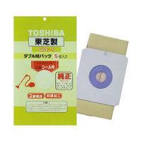 東芝 掃除機用紙パックVPF-6 1袋(5枚入)