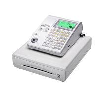 カシオ計算機 電子レジスター TE400 ホワイト TE-400-WE