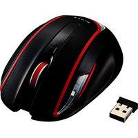 エレコム 無線高耐久節電マウス ブラック
