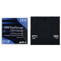 IBM ULTRIUM6 データカートリッジ 2.5TB/6.25TB 00V7590