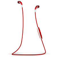 ロジクール Jaybird スポーツイヤホン「Jaybird Freedom Wireless」 レッド JBD-FDM-001RD 1台