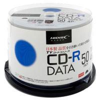 CD-R データ用 50枚 スピンドルケ