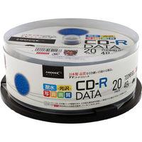 CD-R データ用 20枚 スピンドルケ