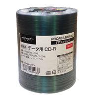 磁気研究所 CD-R データ用 100枚 シュリンクパック シルバーノンプリン TYCR80YS100B