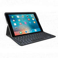 ロジクール iPad Pro9.7インチ用 キーボードケース CREATE iK1082BK