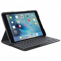 ロジクール キーボードケース for iPad mini 4 ブラック iK0772BK