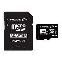磁気研究所 データ復旧microSDカード 64GB HDMCSDH64GCL10DS