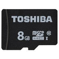 東芝(国内正規) microSD8GB