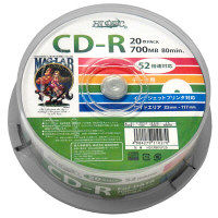HIDISC CD-R データ用 52倍