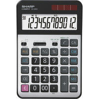 シャープ 経理仕様電卓 セミデスクサイズ CS-S952-X