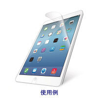 エレコム iPad Air用フィルム 防指紋 反射防止 TB-A13FLFA