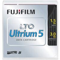 富士フイルム LTO5データカートリッジテープ LTO FB UL-5 1.5T J