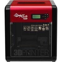 XYZプリンティングジャパン 3Dプリンタ ダヴィンチ 1.0 Pro 3in1 3F1ASXJP00F 1台  (直送品)
