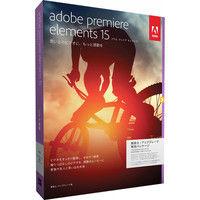 アドビシステムズ MLP Premiere Elements 15 Upgrade 65273788 1本  (直送品)