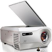 マイクロソリューション 超短焦点プロジェクター 2800lm XGA 6.1kg DLP方式 書画カメラ搭載 AD-1000XS 1台  (直送品)