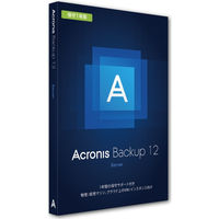 アクロニス Acronis Backup 12 Server License incl. AAS BOX B1WYBSJPS91 1本(直送品)