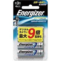 エナジャイザー リチウム乾電池 単3形 4本入 BATLAA4P 1個  (直送品)