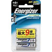 エナジャイザー リチウム乾電池 単4形 4本入 BATLAAA4P 1個  (直送品)