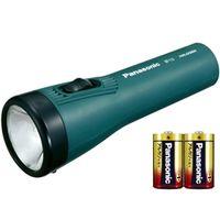 パナソニック 懐中電灯(単1電池2個用) BF-113F/A 1個  (直送品)