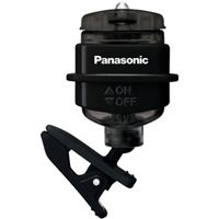 パナソニック LEDクリップライト (ブラック) BF-AF20P-K 1個  (直送品)