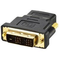 バッファロー HDMIメス:DVIオス変換アダプター BSHDADV 1台  (直送品)