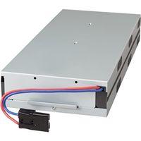 オムロン 交換用バッテリーパック(BU3002RWL/BU5002RWL用) BUB3002RW 1台  (直送品)