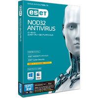 キヤノンITソリューションズ ESET NOD32アンチウイルス Windows/Mac対応 5PC 更新 CITS-ND10-052 1本  (直送品)