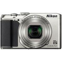 ニコン デジタルカメラ COOLPIX A900 シルバー COOLPIXA900SL 1式  (直送品)