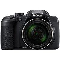ニコン デジタルカメラ COOLPIX B700 ブラック COOLPIXB700BK 1式  (直送品)