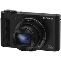 ソニー デジタルスチルカメラ Cyberーshot HX90V (1820万画素CMOS/光学x30) ブラック DSC-HX90V 1台  (直送品)