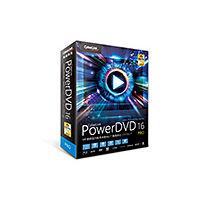 サイバーリンク PowerDVD 16 Pro 通常版 DVD16PRONM-001 1本  (直送品)
