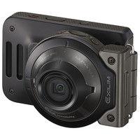 カシオ計算機 デジタルカメラ FREE STYLE EXILIM EXーFR110H ブラック EX-FR110HBK 1台  (直送品)