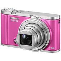 カシオ計算機 デジタルカメラ HIGH SPEED EXILIM EXーZR3200 ビビッドピンク EX-ZR3200VP 1台  (直送品)