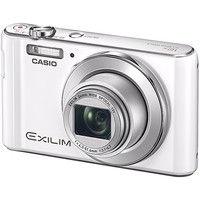 カシオ計算機 デジタルカメラ EXILIM EXーZS240 ホワイト EX-ZS240WE 1台  (直送品)
