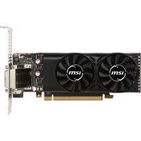 ロープロ対応 NVIDIA GeForce GTX1050Ti 4GB搭載グラフィックスボード GEFORCE GTX1050TI 4GT LP  (直送品)