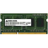 ノート用 低電圧 PC3Lー12800 204pin DDR3L SDRAM SOーDIMM 2GB GH-DWT1600LV-2GB  (直送品)