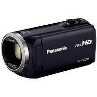 パナソニック デジタルハイビジョンビデオカメラ (ブラック) HC-V360MS-K 1台  (直送品)