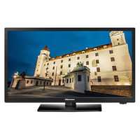 Hisense 20型ハイビジョン液晶テレビ デジタル3波 LEDバックライト搭載 外付HDD録画機能 HJ20D55 1台  (直送品)