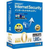 キングソフト KINGSOFT Internet Security 2015 パッケージ 1ライセンス版 KIS-PC01-DIS 1本  (直送品)