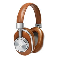 MASTER&DYNAMIC 密閉型Bluetoothヘッドホン MW60 SILVER/BROWN MW60S2-BRW 1台  (直送品)