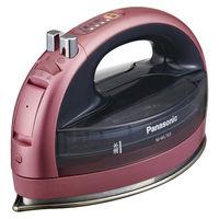 パナソニック コードレススチームアイロン (ピンク) NI-WL703-P 1台  (直送品)
