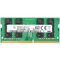 HP(ヒューレット・パッカード) 4GB DDR4 SDRAM SODIMMメモリモジュール(2133MHz) P1N53AA 1個  (直送品)