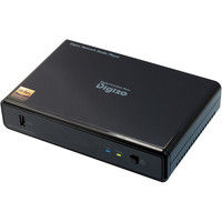 プリンストンテクノロジー ハイレゾ対応 デジ像メディアプレーヤー PAV-MP2YTHR 1個  (直送品)