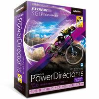 サイバーリンク PowerDirector 15 Ultimate Suite 通常版 PDR15ULSNM-001 1本  (直送品)